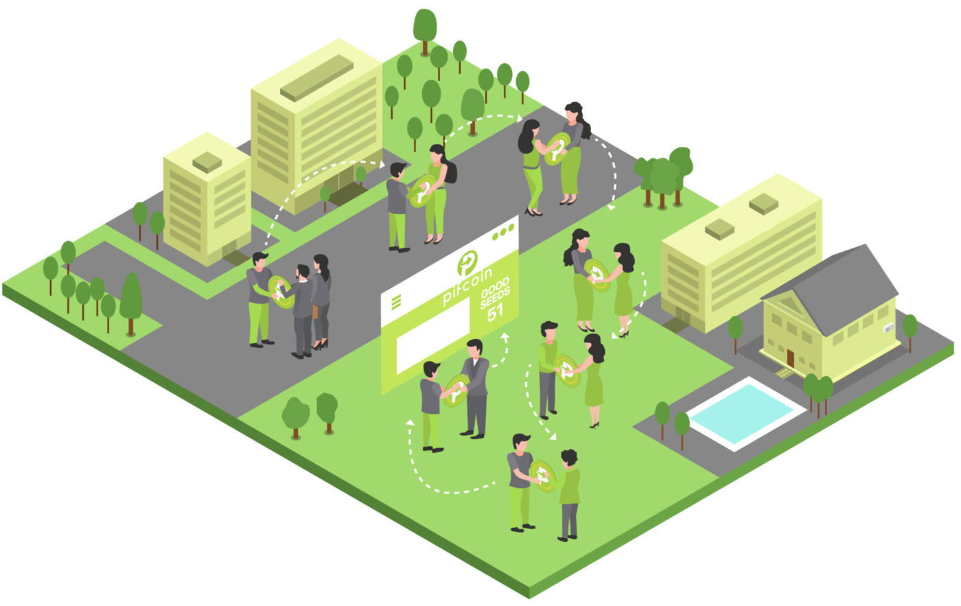 pifcoin-isometric